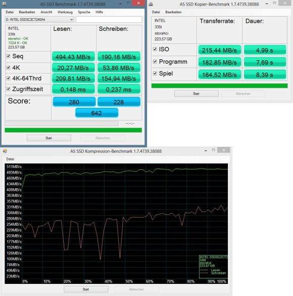 as-ssd-benchmark-all