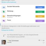 Google Mail - Willkommen