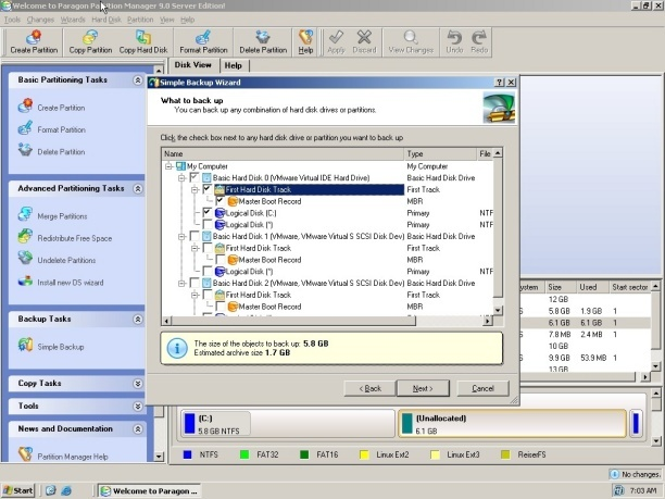 Name Paragon Partition Manager 9 Personal utility software.jpg Views
