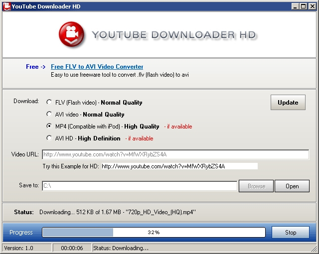 top 10 youtube downloader for android 2012