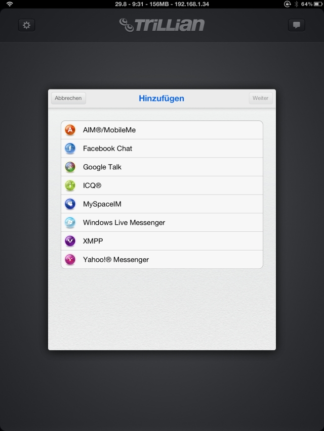 trillian_fuer_iOS