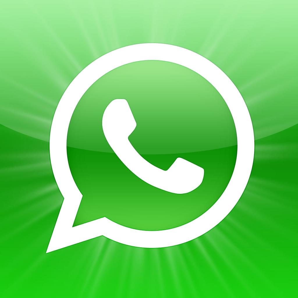 Zurück zu whatsapp logo
