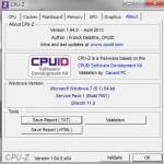 CPU-Z: Info