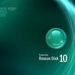 Kaspersky Rescue Disk