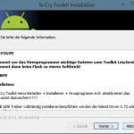Installation von N-Cry Toolkit