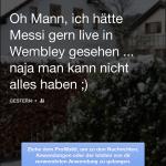 Facebook-Home: Startbildschirm