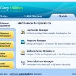 Glary Utilities: Aufräumen und reparieren