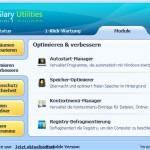 Glary Utilities: Optimieren und verbessern