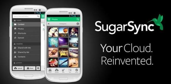 SugarSync Mobile