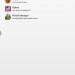Halo kann auch als Task-Switcher für ausgewählte Apps konfiguriert werden.