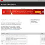 Flash Player 11.1 für Android 4.4