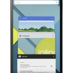 Nexus 4 mit Lollipop (Bild: ZDNet.de)