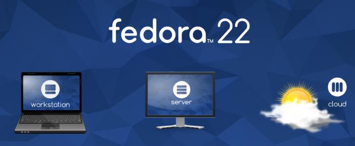 fedora-22-editions (Bild: Fedora-Projekt)