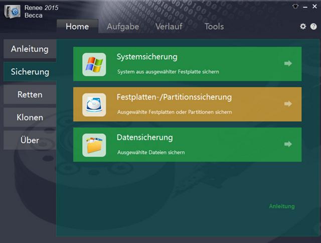 renee-becca-menu (Screenshot: Rene.E Laboratory)