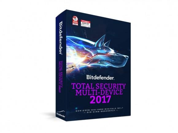 Bitdefender Total Security Multi Device (Bild: Bitedefender)