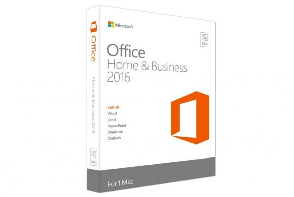 Office für Mac (Bild: Microsoft)