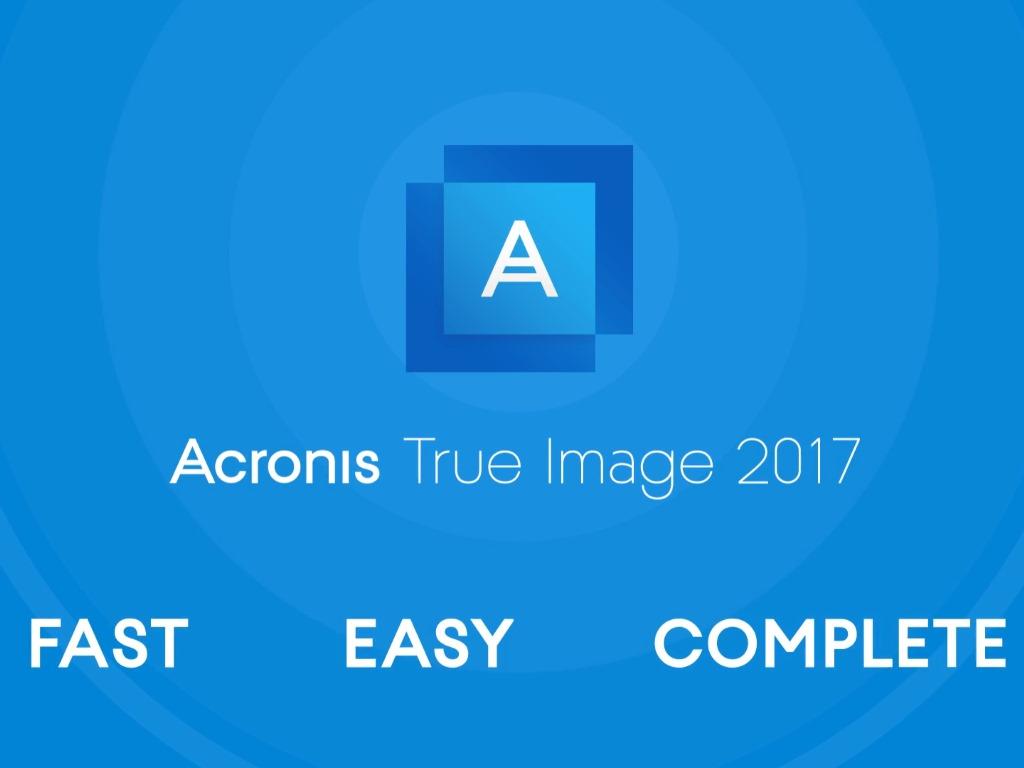 Acronis true image home 2017 v13 build 7046 incl serial vtv